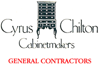 General Contractor Cyrus Chilton Cabinetmakers 8 Arctic Circle Biddeford, Maine
